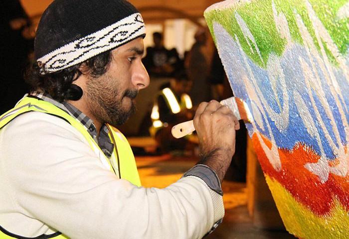 مشاركة المجلس في مهرجان الخبر السياحي
