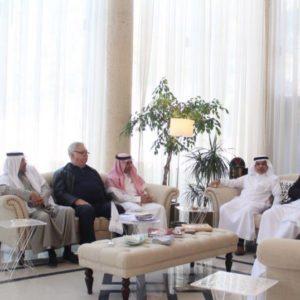 مجلس المسؤولية يعقد اجتماعاً موسعاً مع جميع الجهات المعنية بـ «نقوش الشرقية»