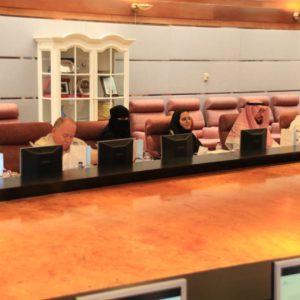 مجلس المسؤولية الاجتماعية في لقاء مع رجال الاعمال والشركات باستضافة غرفة الشرقية