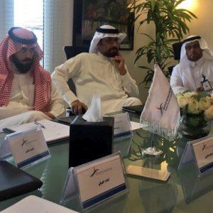 مجلس المسؤولية يعقد اجتماع مبادرة ابتعاث الأيتام