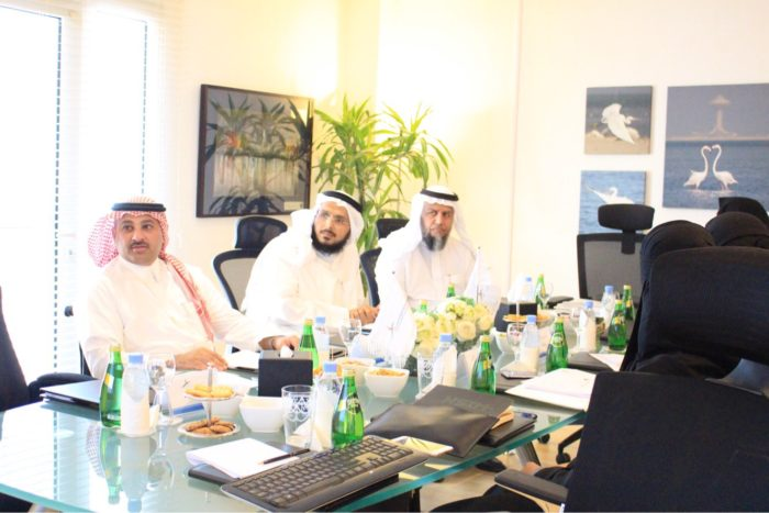 مجلس المسؤولية الاجتماعية يعقد اجتماع بشأن مبادر المرصد الأسري