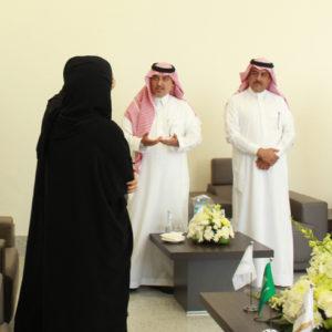 رئيسة مجلس الأمناء الأميرة عبير بنت فيصل تلبي دعوة جامعة الأصالة