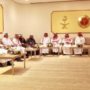 الأميرة عبير بنت فيصل ومجلس المسؤولية الاجتماعية في زيارة للهيئة الملكية بالجبيل