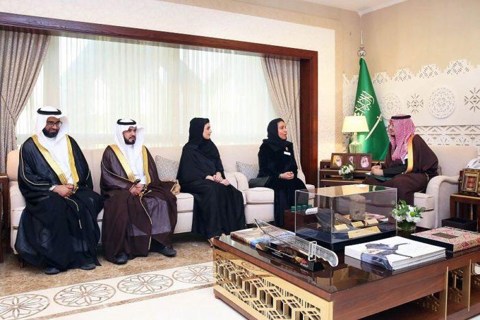 زيارة مجلس المسؤولية الاجتماعية لنائب أمير الشرقية