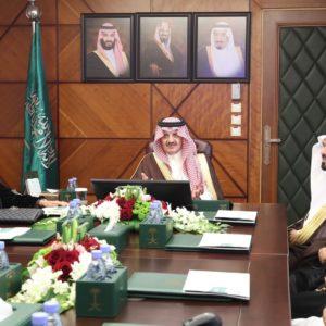 في زيارة مجلس المسؤولية الاجتماعية للأمير سعود بن نايف: القيادة حريصة على الاستثمار في الإنسان السعودي