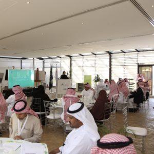 الأميرة عبير بنت فيصل: ورشة البيئة والمجتمع انطلاقة علمية منهجية واضحة بما يواكب الخطط الاستراتيجية للمملكة